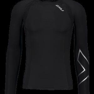 2xu Compression Long Sleeve Top Juoksupaita