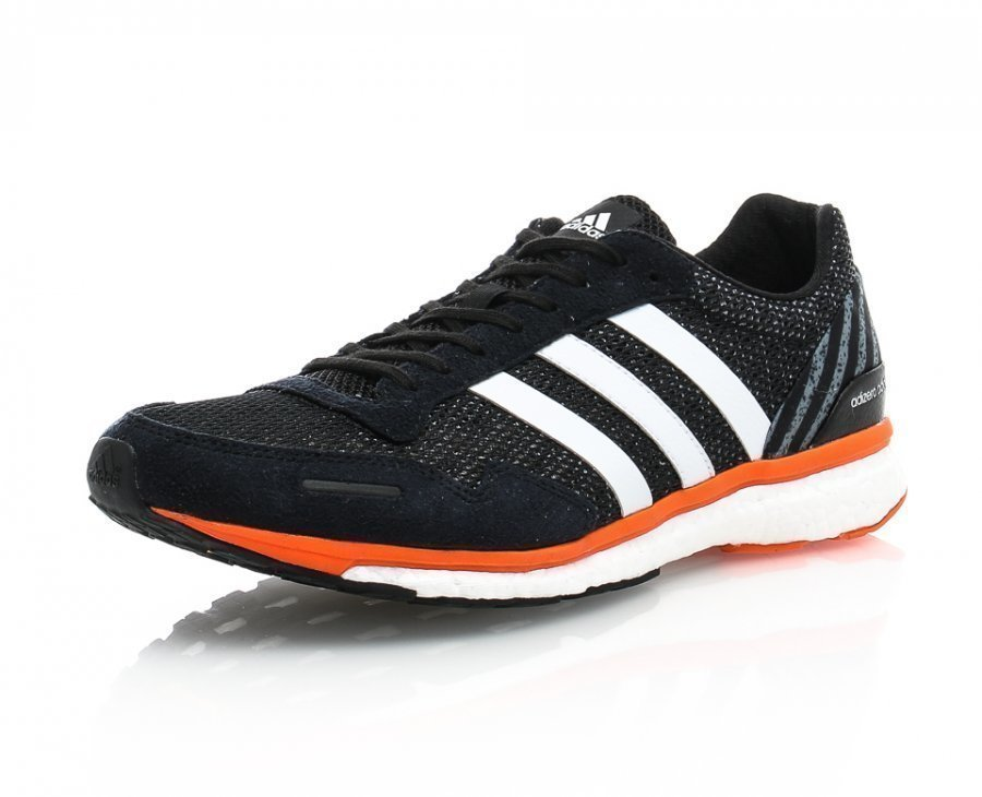 Adidas Adizero Adios Neutraalit Juoksukengät Musta / Harmaa