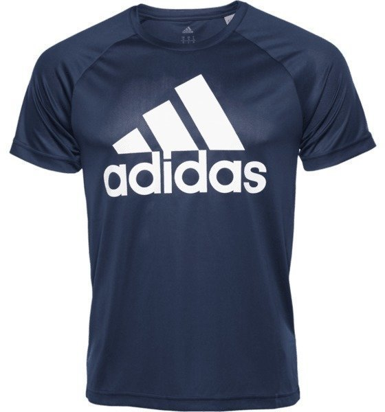 Adidas D2m Logo Tee Juoksupaita