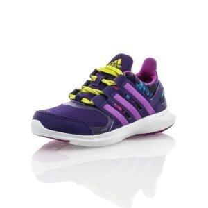 Adidas Hyperfast 2.0 K Jr Neutraalit Juoksukengät Lila