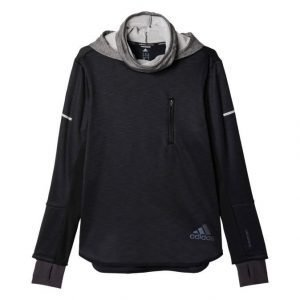 Adidas Performance Sequencials Climaheat Hoodie Juoksuhuppari