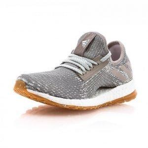 Adidas Pure Boost X Atr Neutraalit Juoksukengät Harmaa / Roosa