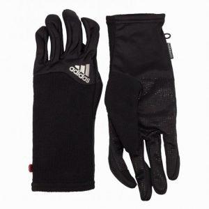Adidas R Clmwm W Glove Juoksukäsineet Musta