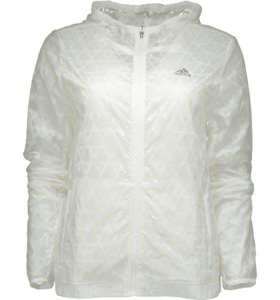 Adidas Run Transparent Jkt Juoksutakki