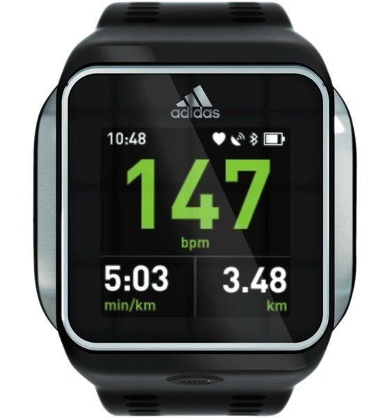 Adidas Smart Run Sykemittari