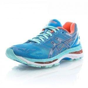 Asics Gel-Nimbus 19 Neutraalit Juoksukengät Sininen