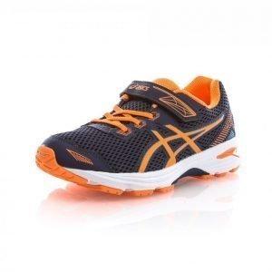 Asics Gt-1000 5 Ps Neutraalit Juoksukengät Sininen / Oranssi