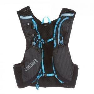Camelbak Ultra Pro Vest 17oz Quick Stow Flask M Nestereppu Musta / Sininen