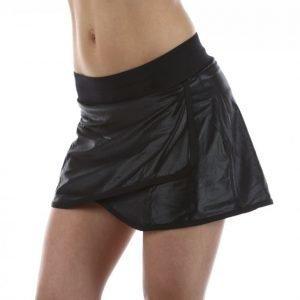 Casall Gravity Running Skirt Juoksuhame Musta