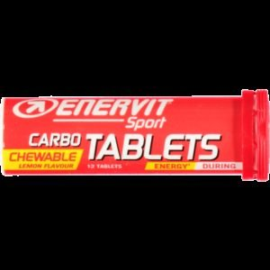 Enervit Essentials Sport Carbo Tablet Tabletti