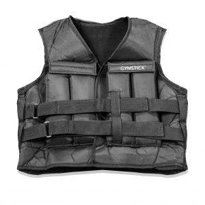 Gymstick Power Vest Painoliivi Säädettävä 1-10 Kg
