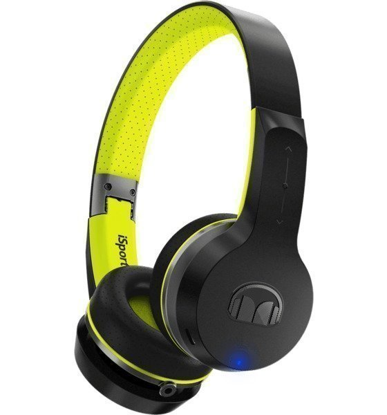 Monster Isport Freedom V2 Wireless On-Ear Headphone Urheilukuulokkeet