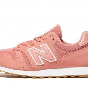 New Balance 373 Juoksukengät Peach / White