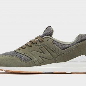 New Balance 697 Juoksukengät Khaki