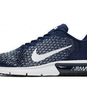 Nike Air Max Sequent 2 Juoksukengät Binary Blue
