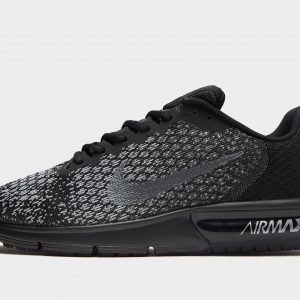 Nike Air Max Sequent 2 Juoksukengät Musta