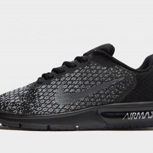 Nike Air Max Sequent 2 Juoksukengät Musta