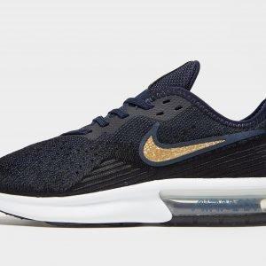 Nike Air Max Sequent 4 Juoksukengät Laivastonsininen