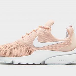 Nike Air Presto Fly Juoksukengät Coral / White