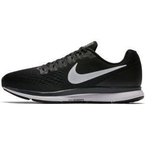 Nike Air Zoom Pagasus 34 Juoksukengät Musta / Valkoinen