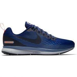Nike Air Zoom Pegasus 34 Juoksukengät Sininen