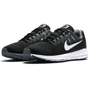 Nike Air Zoom Structure 20 Juoksukengät Musta / Valkoinen