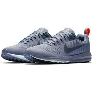 Nike Air Zoom Structure 21 Juoksukengät Sininen