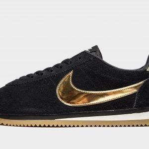 Nike Cortez Suede Juoksukengät Musta
