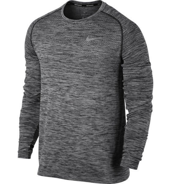 Nike Df Knit Ls Top Juoksupaita