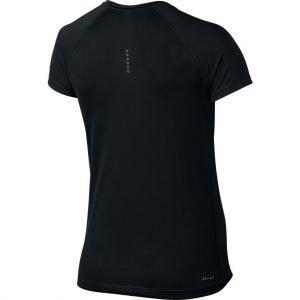 Nike Dry Miller Juoksupaita Musta