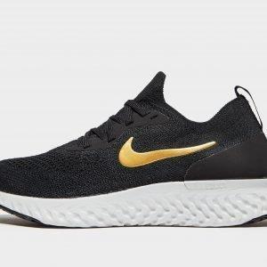 Nike Epic React Flyknit Juoksukengät Musta