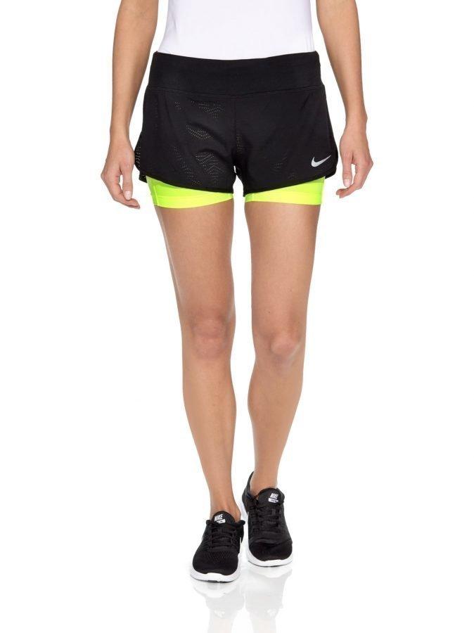 Nike Flex 2 In 1 Juoksushortsit