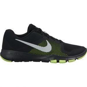 Nike Flex Control Juoksukengät Musta Hopea