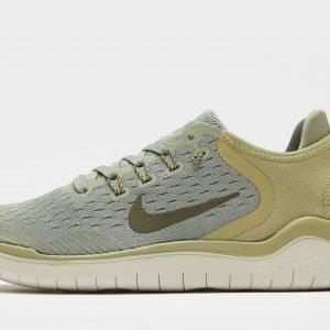 Nike Free 2018 Juoksukengät Vihreä