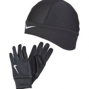 Nike Juoksupipo + Juoksukäsineet Setti Miehille