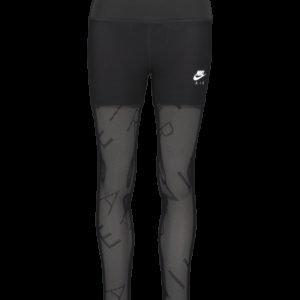 Nike Nk 7/8 Tght Air Mesh Juoksutrikoot
