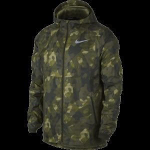 Nike Nk Shield Ghost Fl Camo Jacket Juoksutakki