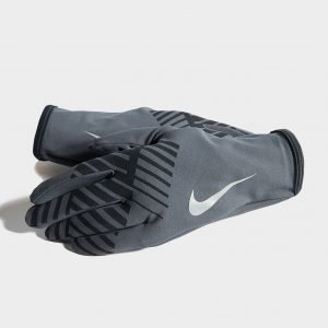Nike Rival Juoksuhanskat Hopea