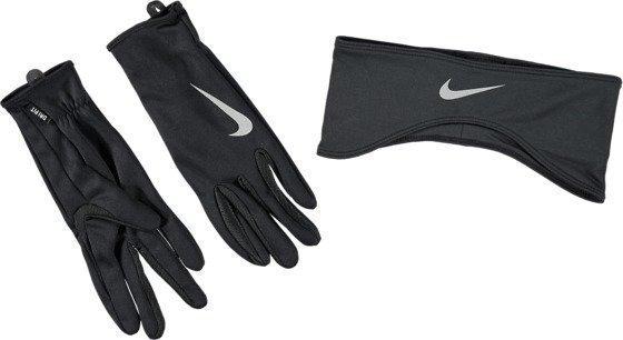 Nike Run Df Headband/Glove Set Juoksusetti
