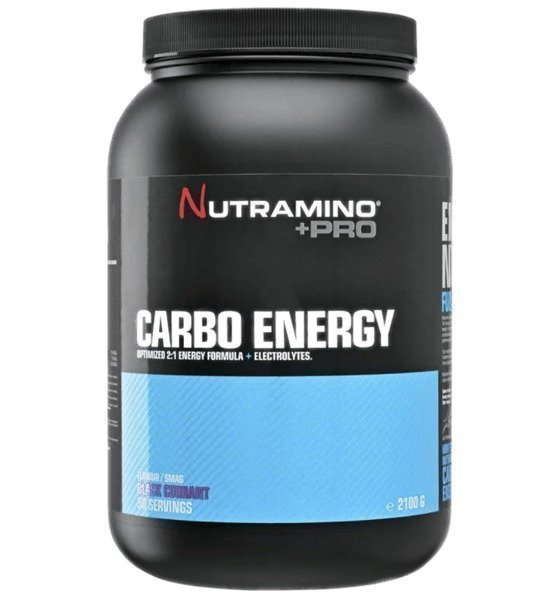 Nutramino Carb Energy Powder Energiajauhe