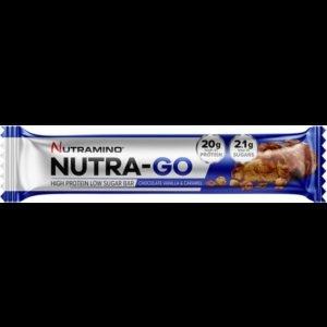 Nutramino Nutra Go Low Sugar Proteiinipatukka