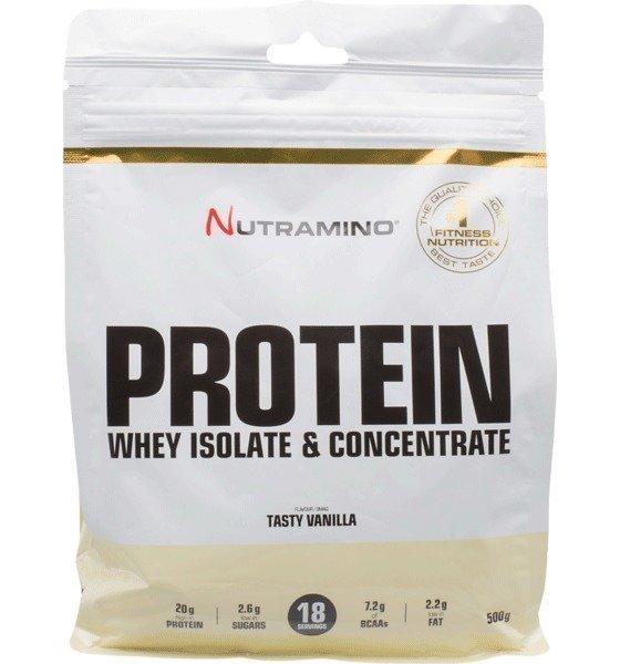 Nutramino Whey Protein 500g Proteiinijauhe