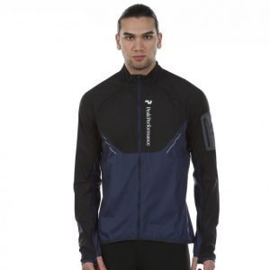Peak Performance Focal Jacket Juoksutakki Sininen