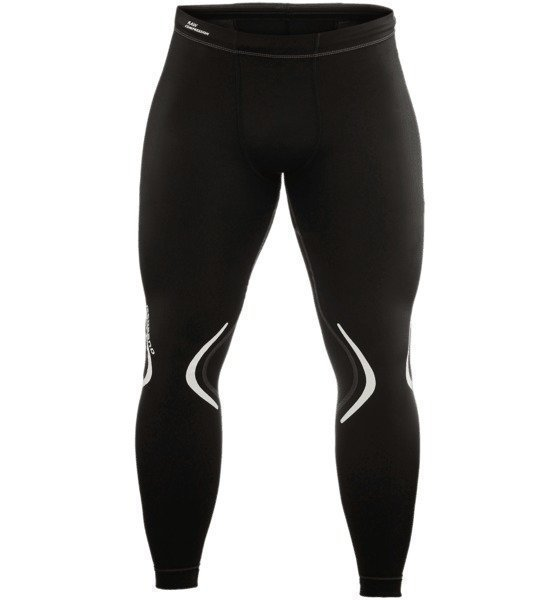 Rehband Raw Compression Tights Juoksutrikoot