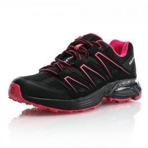 Salomon Shoes Xt Bindarri W Neutraalit Juoksukengät Musta / Roosa