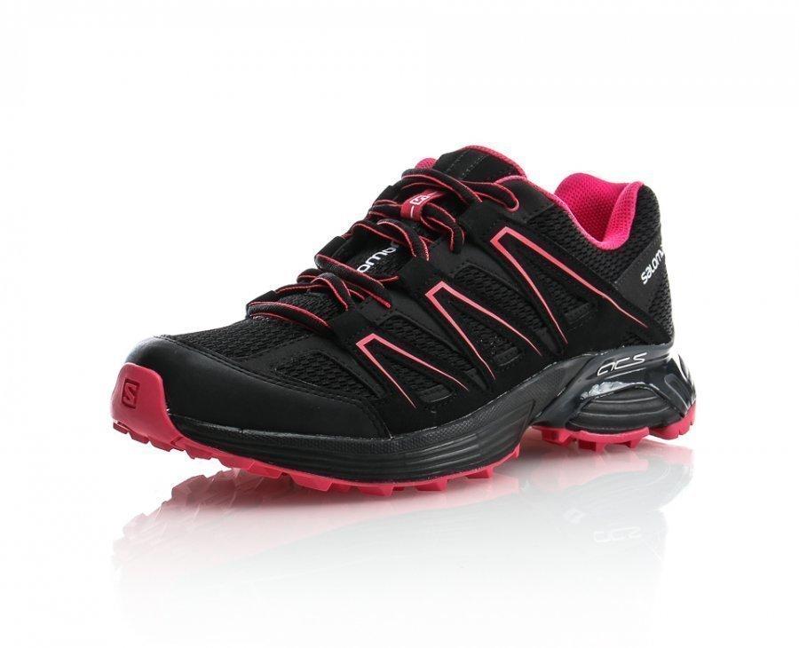 la moitié 64800 719a5 Salomon Shoes Xt Bindarri W Neutraalit Juoksukengät Musta / Roosa