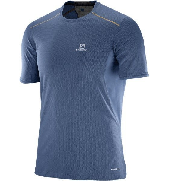 Salomon Trail Runner Ss Tee Juoksupaita