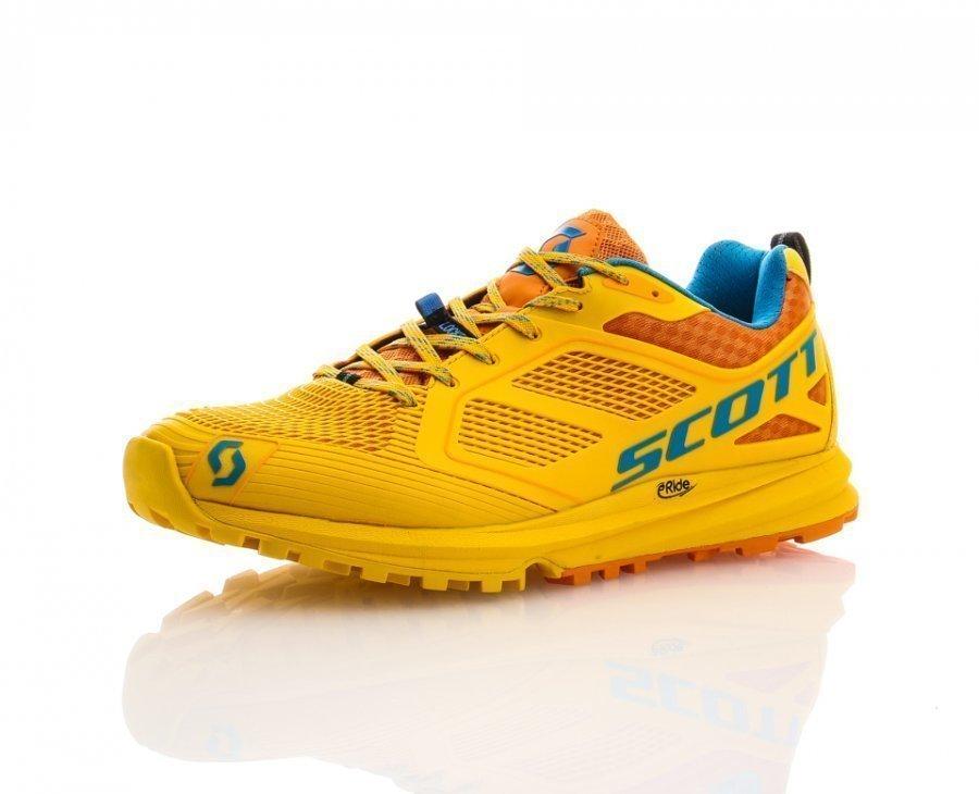 Scott Kinabalu Enduro Maastojuoksukengät Keltainen / Oranssi