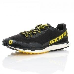 Scott Kinabalu Racing Concept Maastojuoksukengät Musta / Keltainen