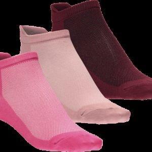 Soc 3 Pack Low Cut Sock Juoksusukat
